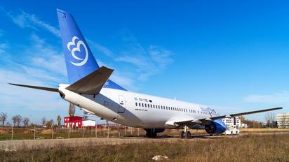 SX-TZE - Bluebird Airways Boeing 737-400