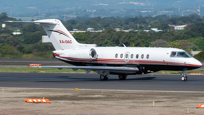 XA-OAC - Private Hawker Beechcraft 4000 Horizon