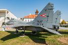 Hungary - Air Force Mikoyan-Gurevich MiG-29B 05 at Off Airport - Hungary airport