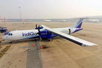 VT-IYA - IndiGo ATR 72 (all models)