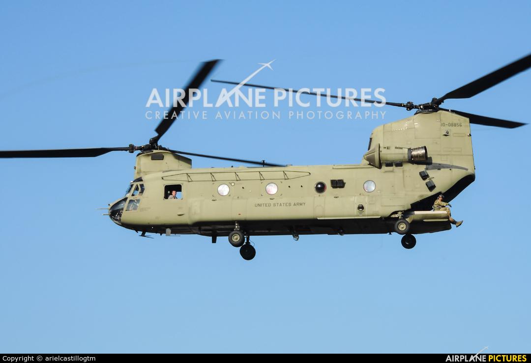 USA - Air Force 10-08856 aircraft at Guatemala - La Aurora