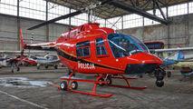 SN-17XP - Poland - Police Bell 206B Jetranger III aircraft