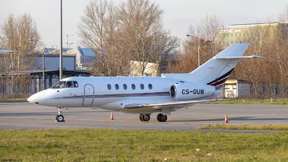 CS-DUB - NetJets Europe (Portugal) Hawker Beechcraft 750