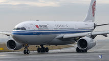 B-6073 - Air China Airbus A330-200 aircraft