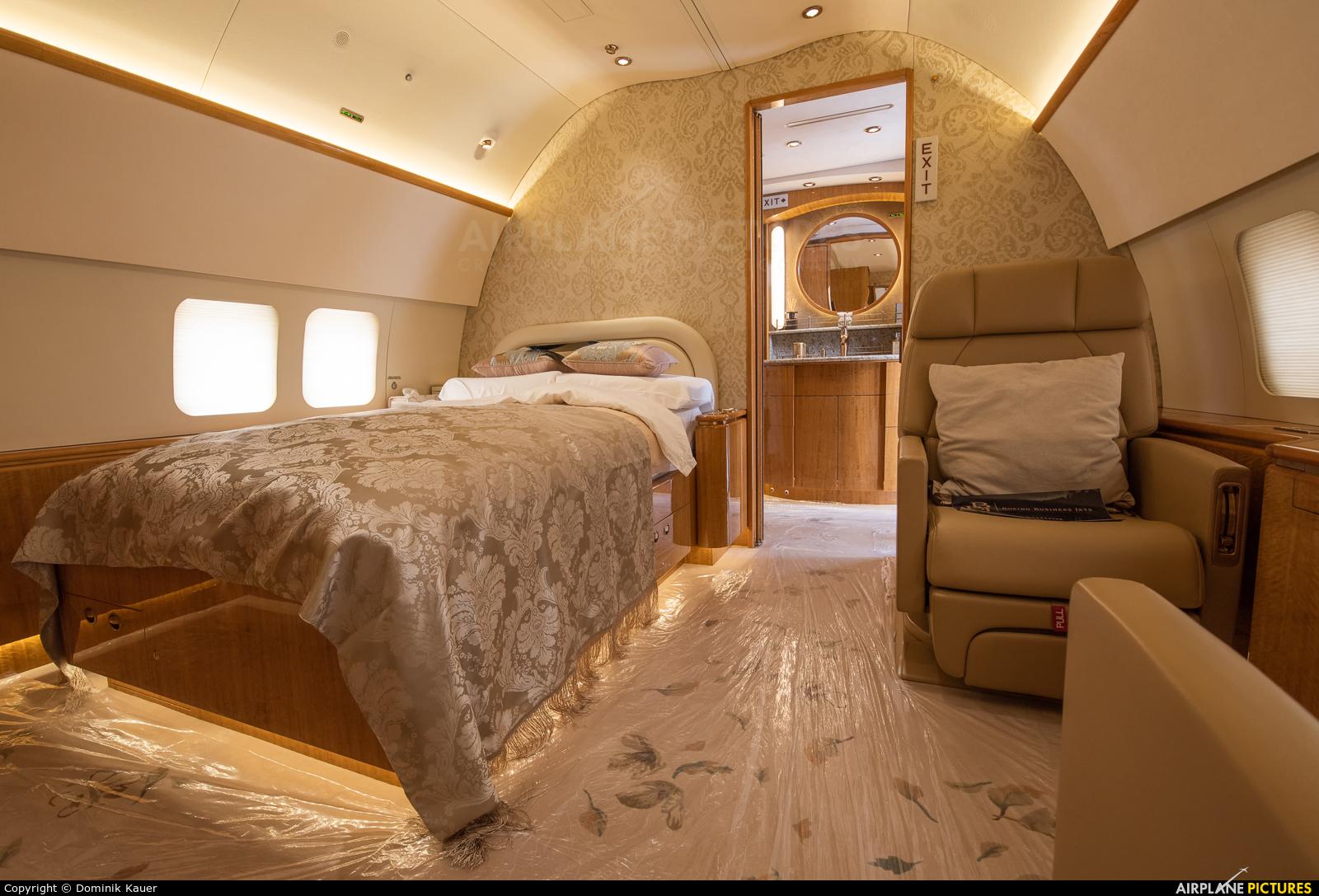 Private N688FD aircraft at Geneva Intl