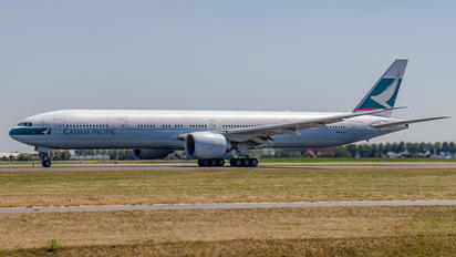 B-KQF - Cathay Pacific Boeing 777-300ER