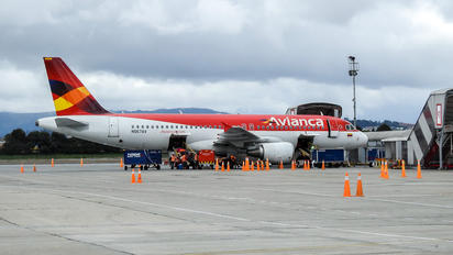 N567AV - Avianca - Airport Overview - Aircraft Detail