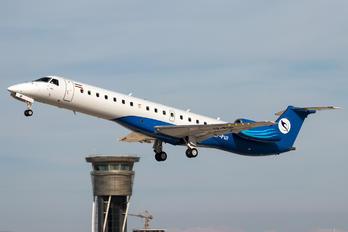 EP-PUI - Pouya Air Embraer ERJ-145