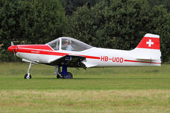 HB-UOD - Private Falco F8