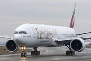 A6-ENK - Emirates Airlines Boeing 777-300ER aircraft