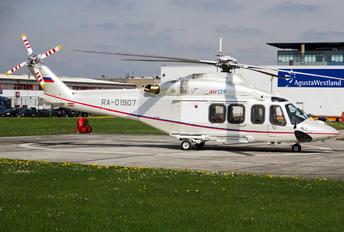RA-01907 - Private Agusta Westland AW139