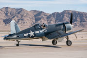 NX209TW - Private Vought F4U Corsair aircraft