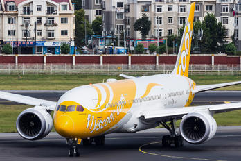 9V-OJG - Scoot Boeing 787-9 Dreamliner
