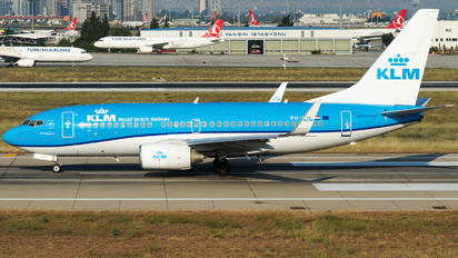 PH-BGI - KLM Boeing 737-700