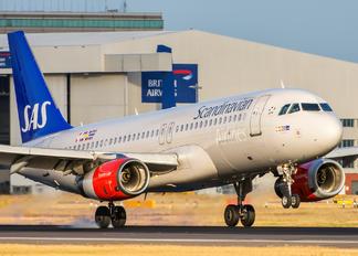 OY-KAL - SAS - Scandinavian Airlines Airbus A320
