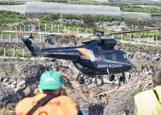 EC-LRO - Hispanica de Aviacion PZL W-3T Sokół