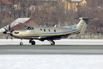 OO-NLT - Private Pilatus PC-12