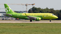 VQ-BYF - S7 Airlines Embraer ERJ-170 (170-100) aircraft