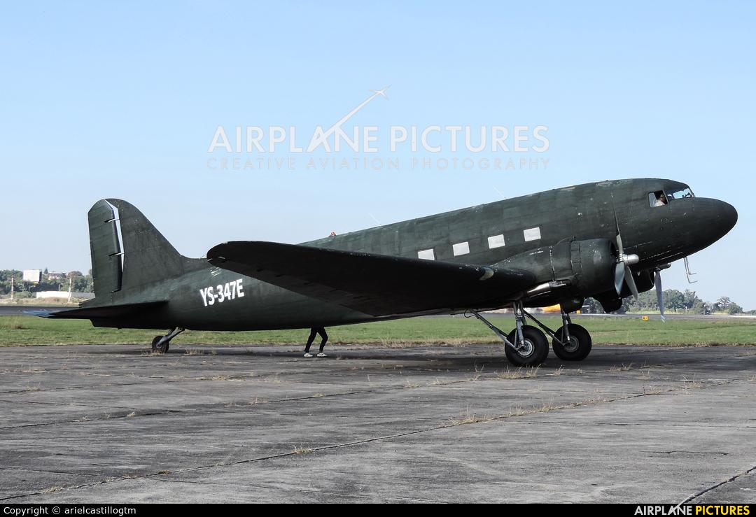 Private YS-347-E aircraft at Guatemala - La Aurora