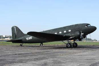 YS-347-E - Private Douglas C-47A Skytrain