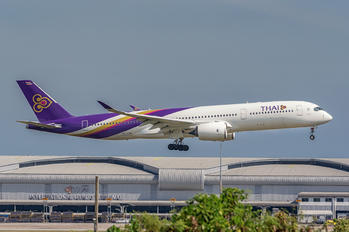 HS-THN - Thai Airways Airbus A350-900
