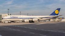 D-ABYT - Lufthansa Boeing 747-8 aircraft