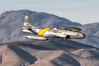 21-452 -  Lockheed T-33A Shooting Star