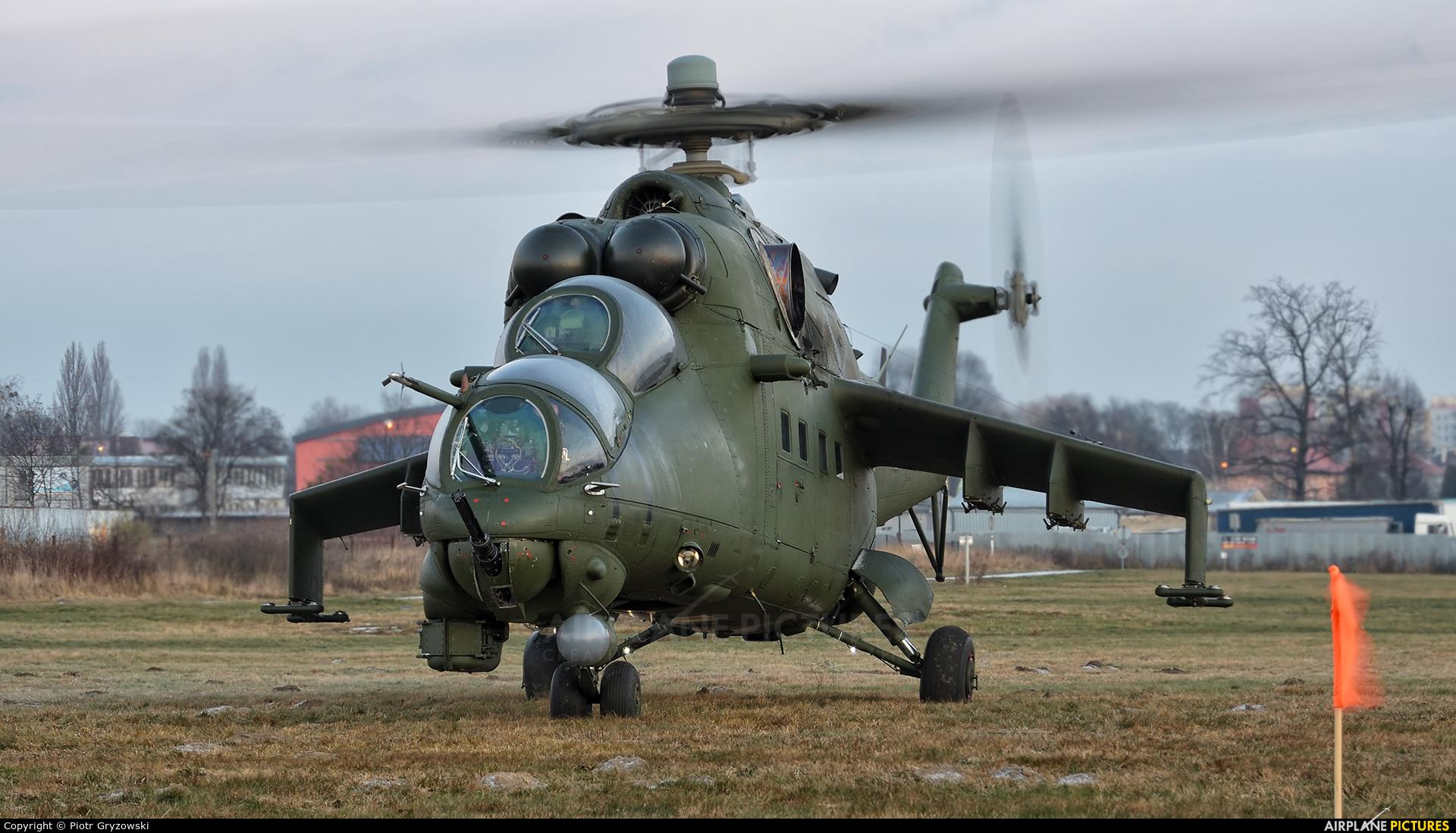 Poland - Army 956 aircraft at Gliwice