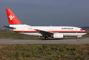 EI-FFM - Air Italy Boeing 737-700