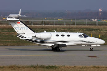 OE-FFB - Private Cessna 510 Citation Mustang