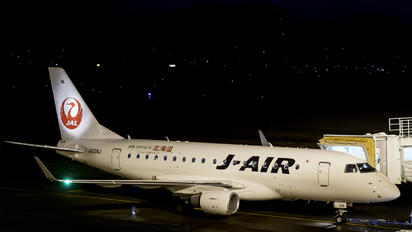 JA228J - J-Air Embraer ERJ-170 (170-100)