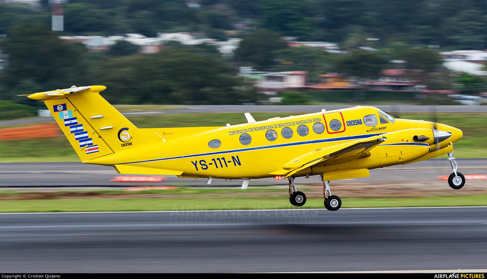 COCESNA YS-111-N aircraft at San Jose - Juan Santamaría Intl