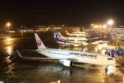 JA608J - JAL - Japan Airlines Boeing 767-300ER aircraft