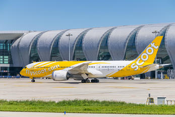 9V-OFJ - Scoot Boeing 787-8 Dreamliner