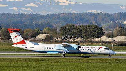 OE-LGE - Austrian Airlines/Arrows/Tyrolean de Havilland Canada DHC-8-400Q / Bombardier Q400