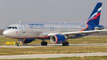 VQ-BHN - Aeroflot Airbus A320 aircraft