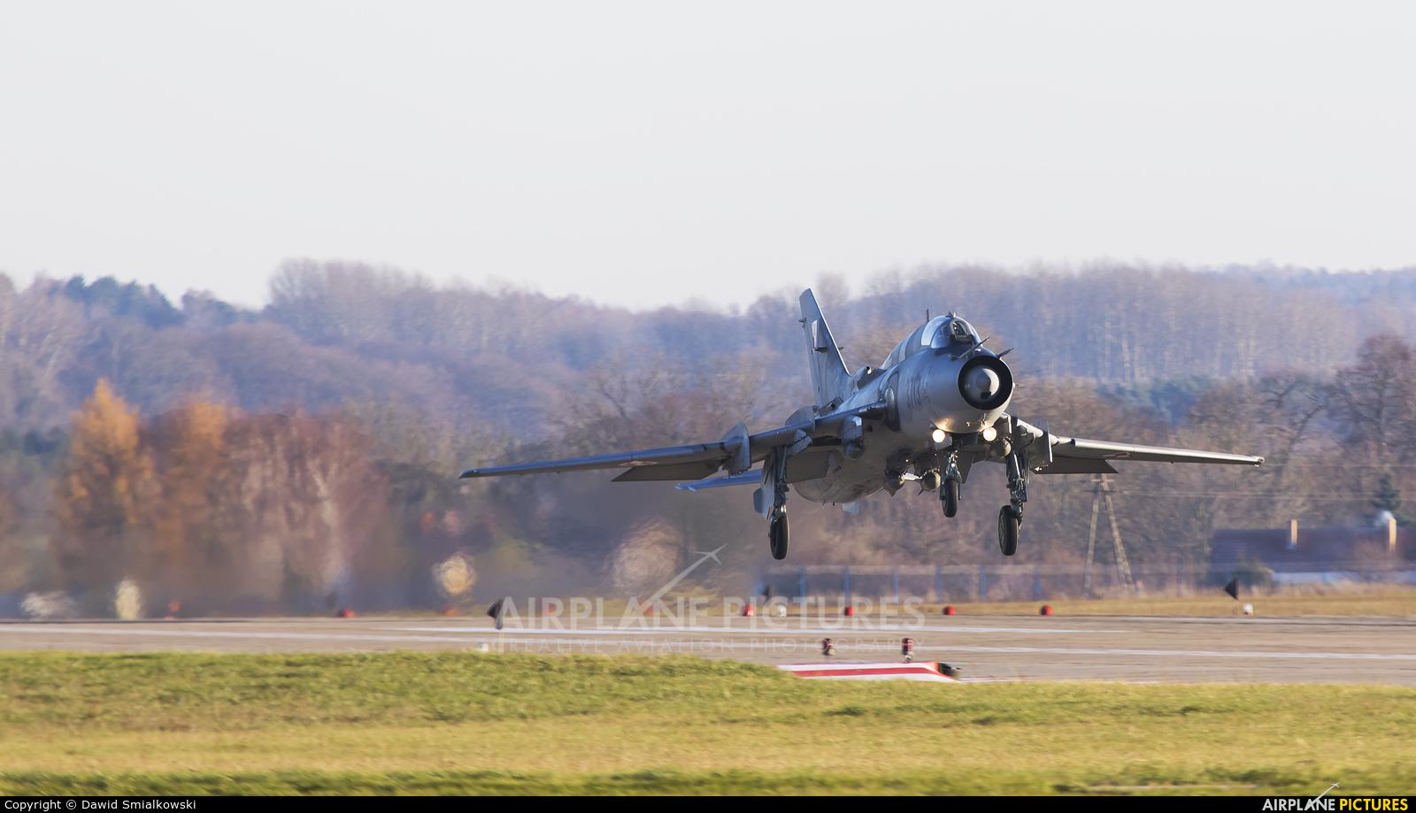 Poland - Air Force 3713 aircraft at Świdwin