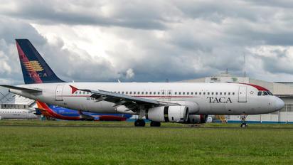N687TA - TACA Airbus A320