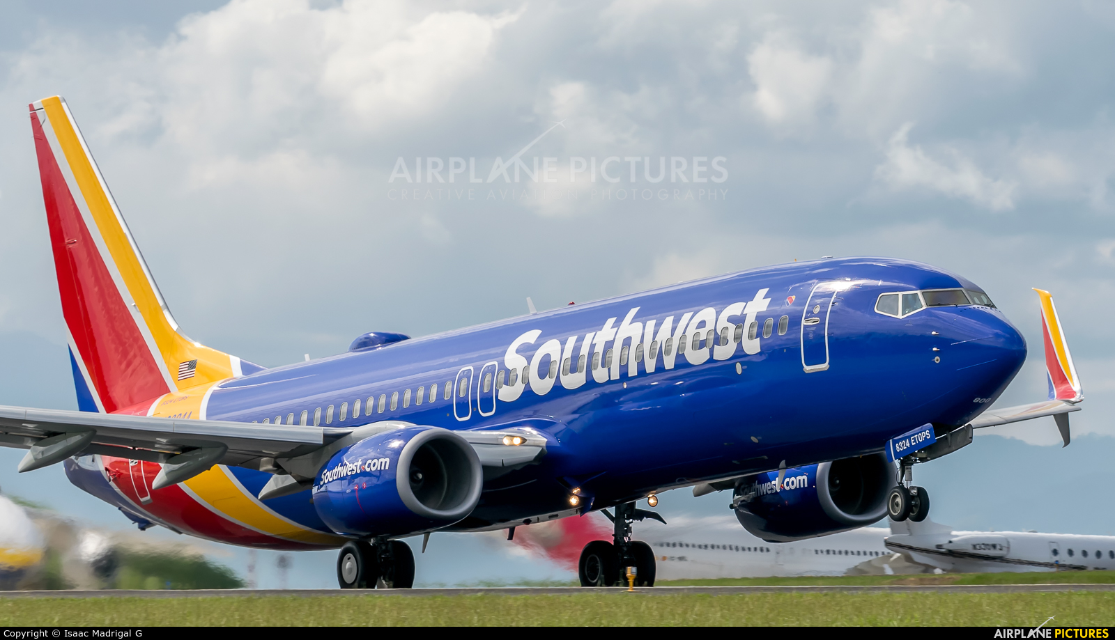 Southwest Airlines N8324A aircraft at San Jose - Juan Santamaría Intl