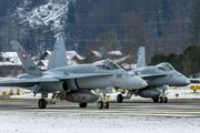 J-5010 - Switzerland - Air Force McDonnell Douglas F-18C Hornet aircraft