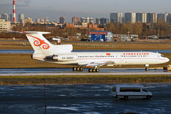 EX-00001 - Kyrgyzstan - Government Tupolev Tu-154M