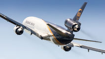 N293UP - UPS - United Parcel Service McDonnell Douglas MD-11F aircraft