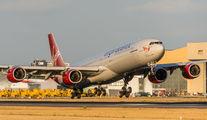 G-VBUG - Virgin Atlantic Airbus A340-600 aircraft