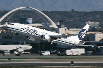 N431AS - Alaska Airlines Boeing 737-900ER