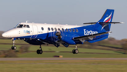 G-MAJB - Eastern Airways Scottish Aviation Jetstream 41