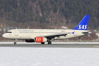 OY-KAT - SAS - Scandinavian Airlines Airbus A320