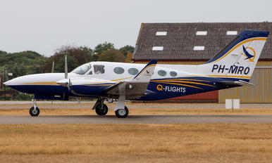 PH-MRO - QFlights Cessna 421 Golden Eagle