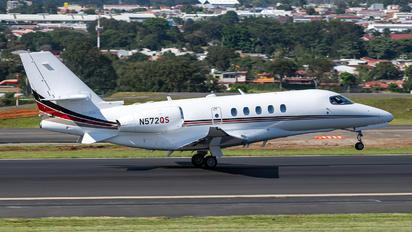 N572QS - Private Cessna 680A Latitude