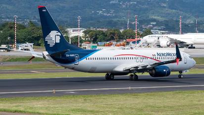 XA-AMO - Aeromexico Boeing 737-800