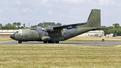 50+72 - Germany - Air Force Transall C-160D